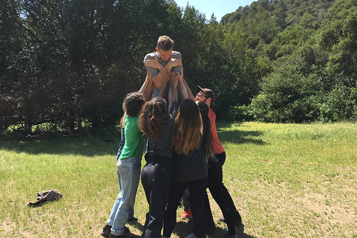 Youth Development: Team-building and Leadership